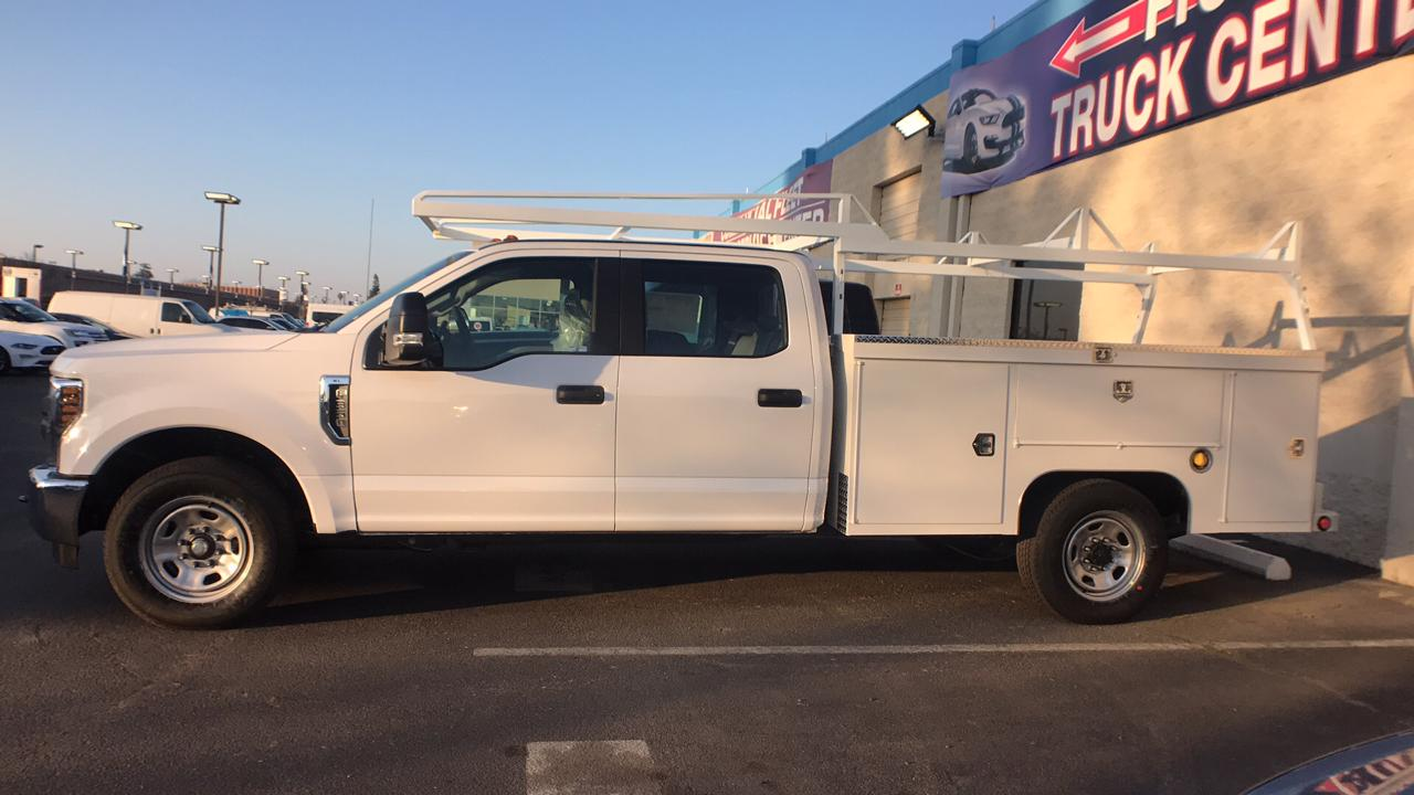 2018 F-350 Crew Cab, Scelzi Service Body #JEB61471 - photo 2