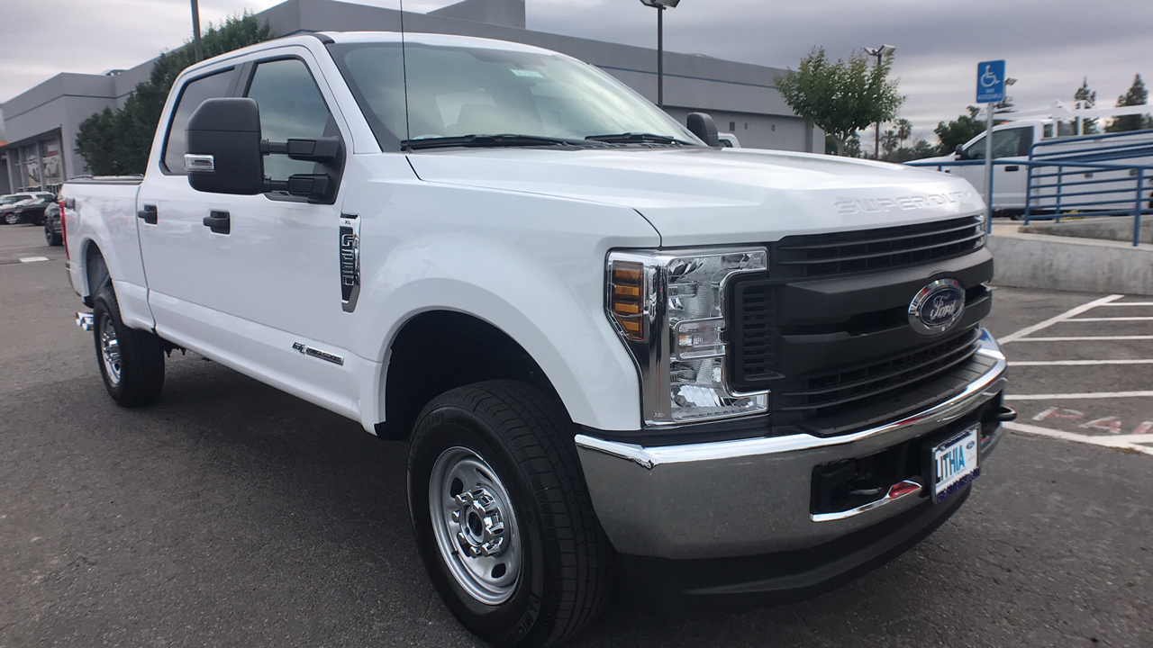 2018 F-250 Crew Cab 4x4,  Pickup #JEC42050 - photo 1