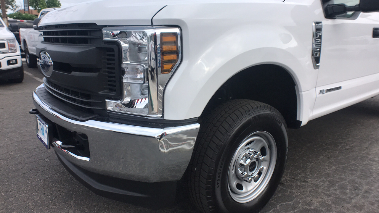 2018 F-250 Crew Cab 4x4,  Pickup #JEC42050 - photo 9