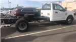 2018 F-350 Regular Cab DRW, Cab Chassis #JEC58788 - photo 1