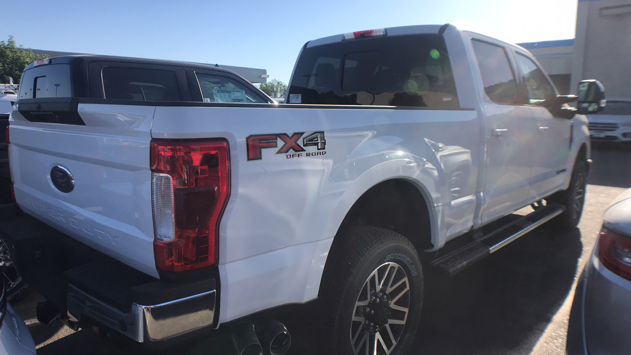 2018 F-350 Crew Cab 4x4,  Pickup #JEC67514 - photo 2