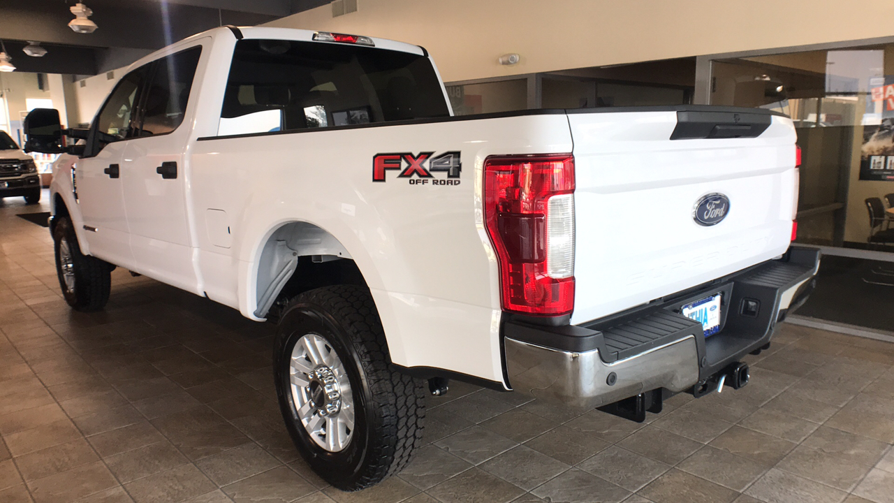 2018 F-250 Crew Cab 4x4,  Pickup #JEC80033 - photo 2