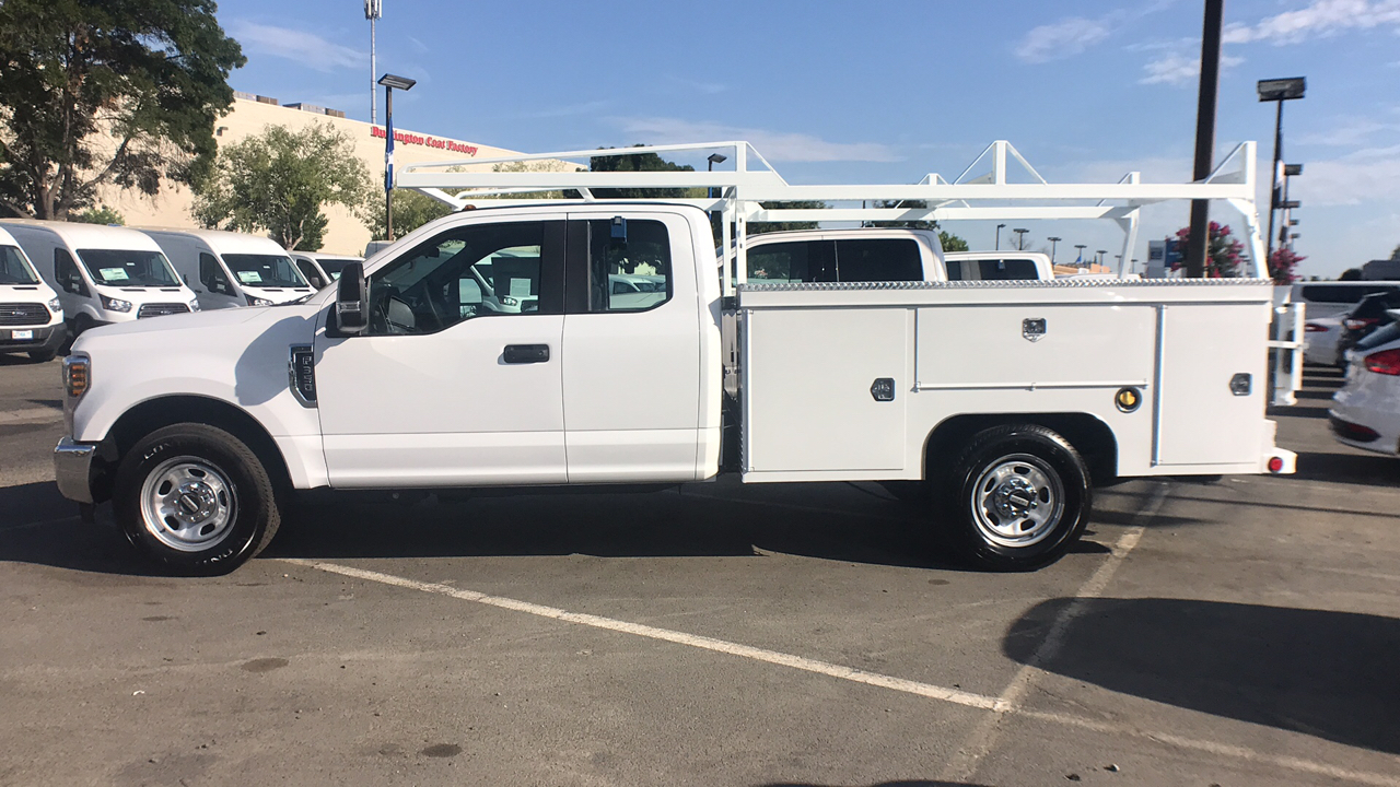 2018 F-350 Super Cab 4x2,  Scelzi Service Body #JEC82833 - photo 3
