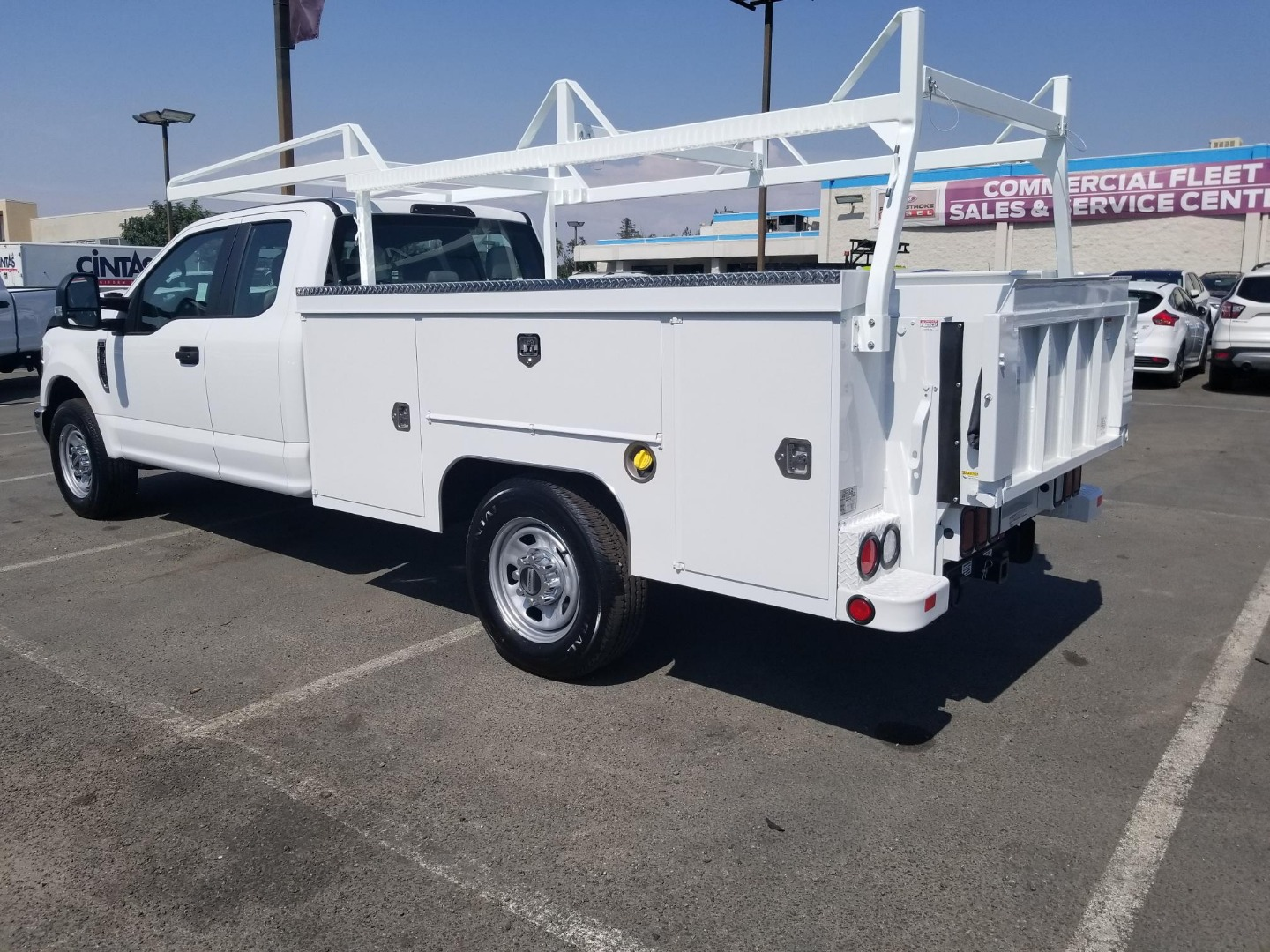 2018 F-350 Super Cab 4x2,  Scelzi Service Body #JEC82833 - photo 2