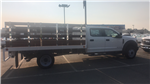 2018 F-450 Crew Cab DRW 4x2,  Scelzi Stake Bed #JEC82869 - photo 1