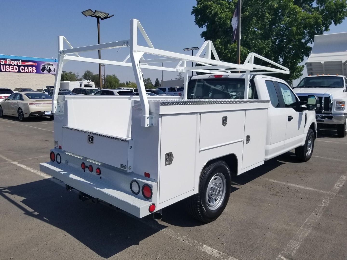 2018 F-250 Super Cab 4x2,  Scelzi Service Body #JEC95836 - photo 2
