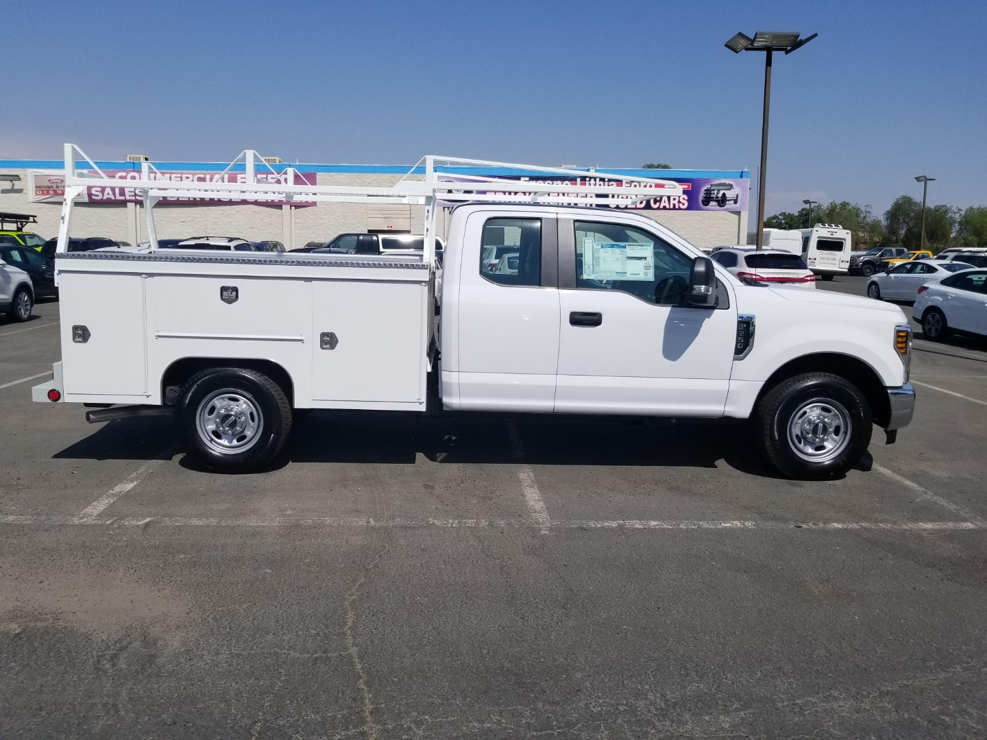 2018 F-250 Super Cab 4x2,  Scelzi Service Body #JEC95836 - photo 3
