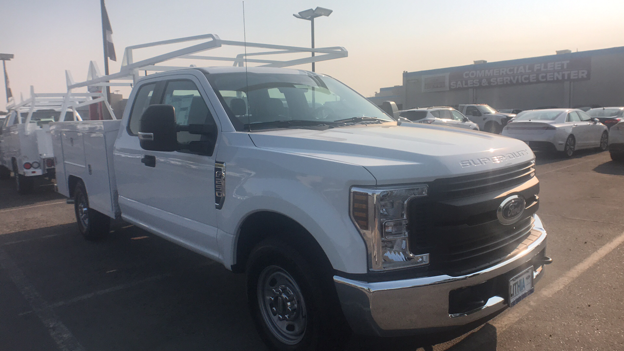 2018 F-250 Super Cab 4x2,  Scelzi Service Body #JEC95836 - photo 6