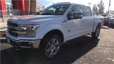 2018 F-150 Crew Cab 4x4, Pickup #JFB29434 - photo 1