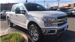 2018 F-150 Crew Cab 4x4, Pickup #JFB29434 - photo 3