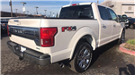 2018 F-150 Crew Cab 4x4, Pickup #JFB29434 - photo 5