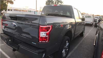 2018 F-150 Crew Cab 4x4 Pickup #JFB29437 - photo 2