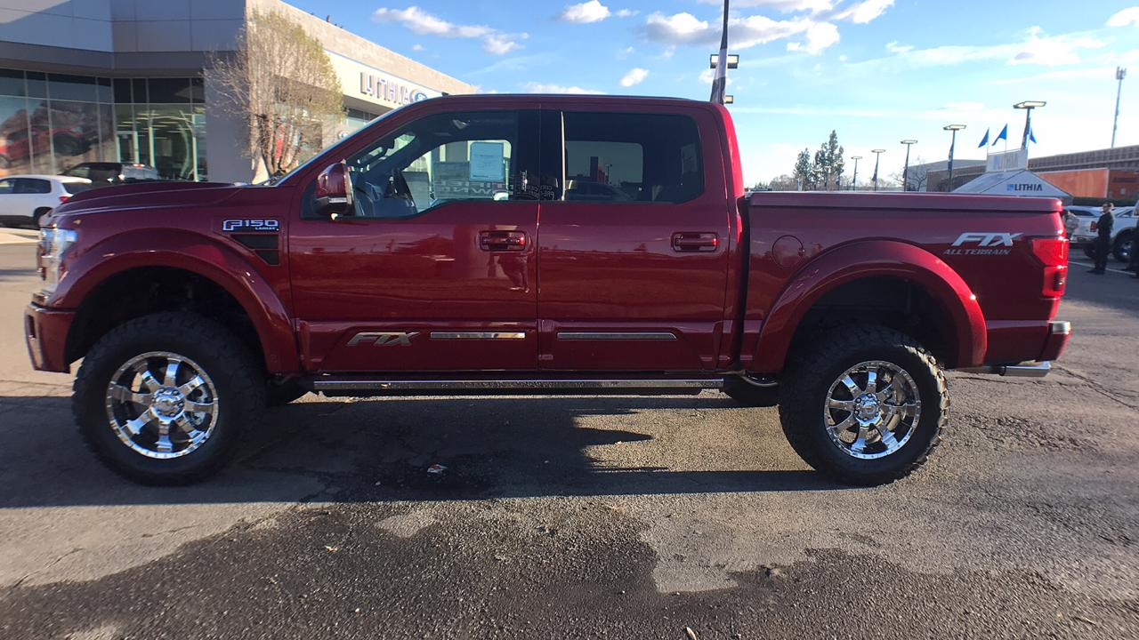 2018 F-150 SuperCrew Cab 4x4,  Pickup #JFB60414 - photo 6