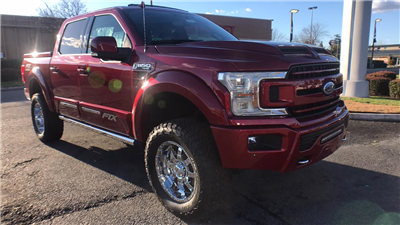 2018 F-150 SuperCrew Cab 4x4,  Pickup #JFB60414 - photo 1