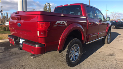 2018 F-150 SuperCrew Cab 4x4,  Pickup #JFB60414 - photo 2