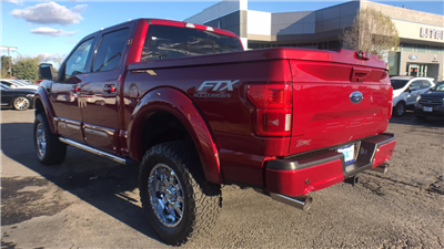 2018 F-150 SuperCrew Cab 4x4,  Pickup #JFB60414 - photo 5