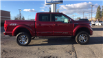 2018 F-150 SuperCrew Cab 4x4,  Pickup #JFB60414 - photo 3