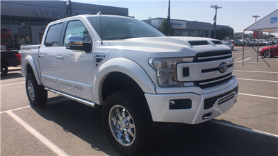 2018 F-150 SuperCrew Cab 4x4,  Pickup #JFB60421 - photo 1