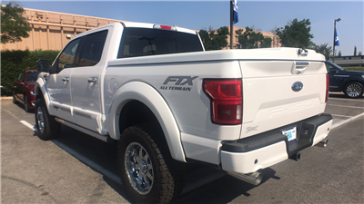 2018 F-150 SuperCrew Cab 4x4,  Pickup #JFB60421 - photo 5