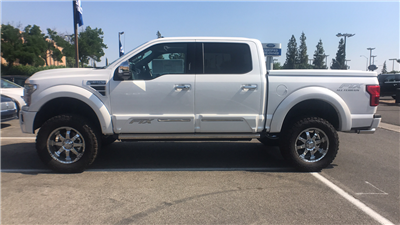 2018 F-150 SuperCrew Cab 4x4,  Pickup #JFB60421 - photo 6