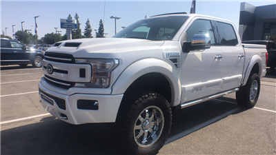 2018 F-150 SuperCrew Cab 4x4,  Pickup #JFB60421 - photo 7