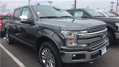 2018 F-150 Crew Cab 4x4, Pickup #JFC29056 - photo 1