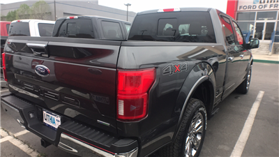 2018 F-150 Crew Cab 4x4, Pickup #JFC29056 - photo 2