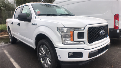 2018 F-150 Crew Cab, Pickup #JFC46313 - photo 2