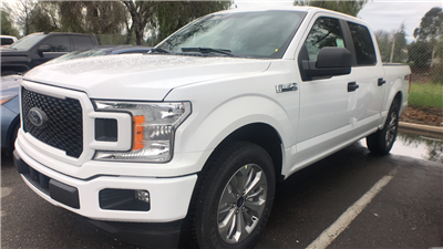 2018 F-150 Crew Cab, Pickup #JFC46313 - photo 1