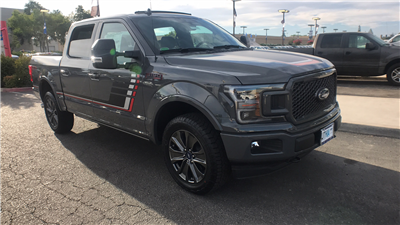 2018 F-150 SuperCrew Cab 4x4,  Pickup #JFD28981 - photo 1