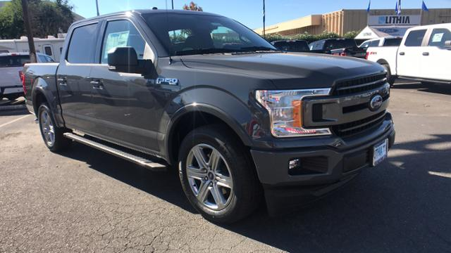 2018 F-150 SuperCrew Cab 4x2,  Pickup #JFD34183 - photo 1