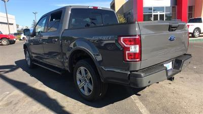 2018 F-150 SuperCrew Cab 4x2,  Pickup #JFD34183 - photo 5
