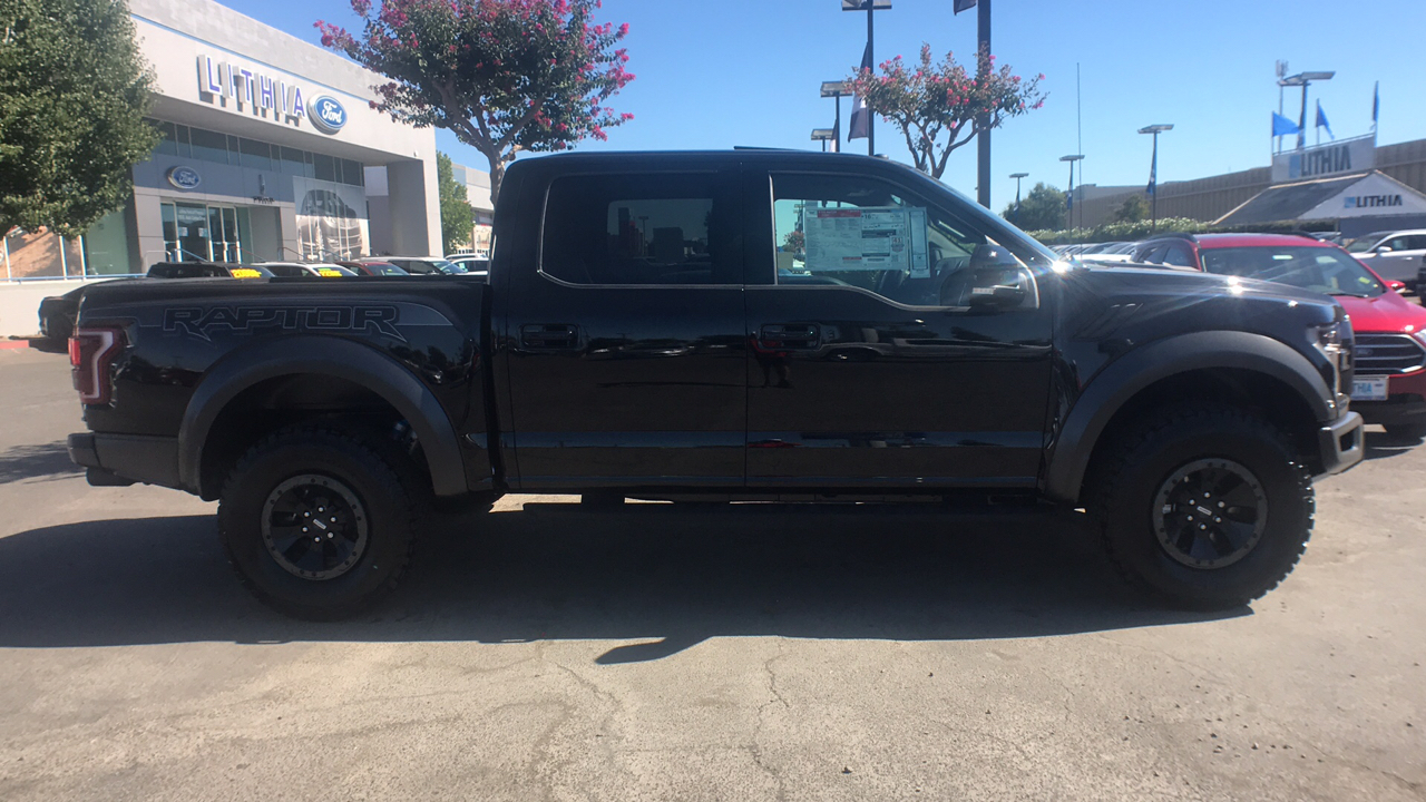 2018 F-150 SuperCrew Cab 4x4,  Pickup #JFD53176 - photo 2