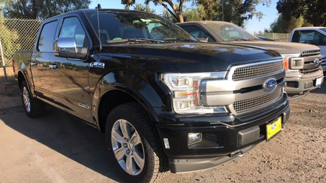 2018 F-150 SuperCrew Cab 4x4,  Pickup #JFD86810 - photo 1