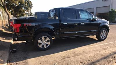 2018 F-150 SuperCrew Cab 4x4,  Pickup #JFD86810 - photo 2