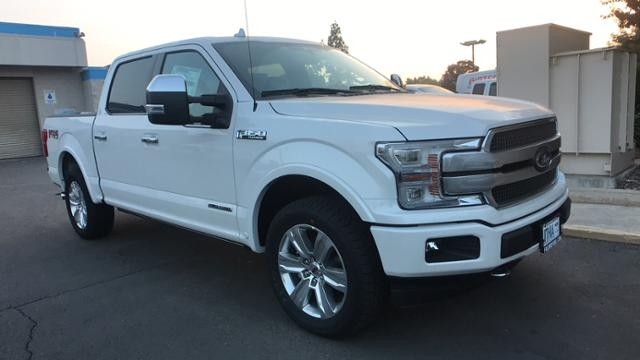 2018 F-150 SuperCrew Cab 4x4,  Pickup #JFE49211 - photo 1