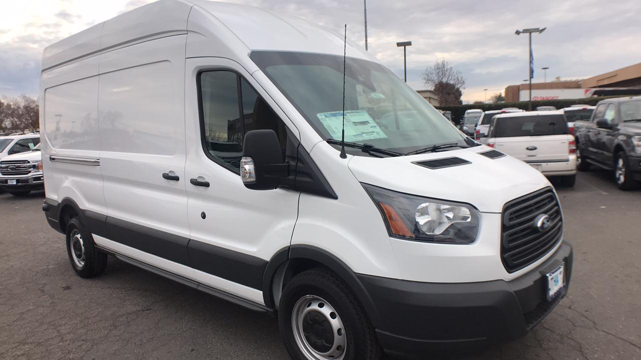 2018 Transit 250 High Roof, Cargo Van #JKA10029 - photo 1