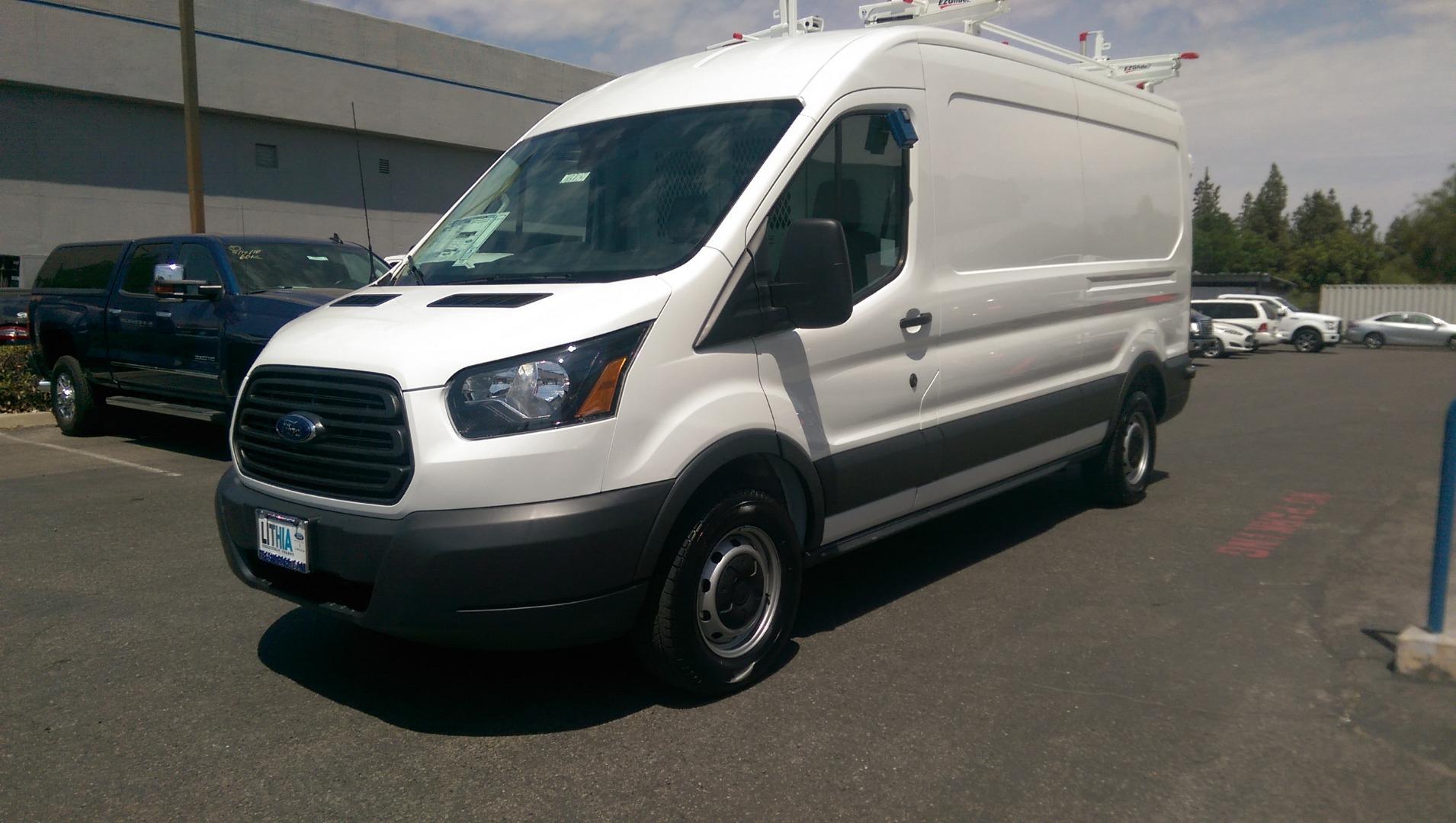 New 2018 Ford Transit 250 Upfitted Cargo Van