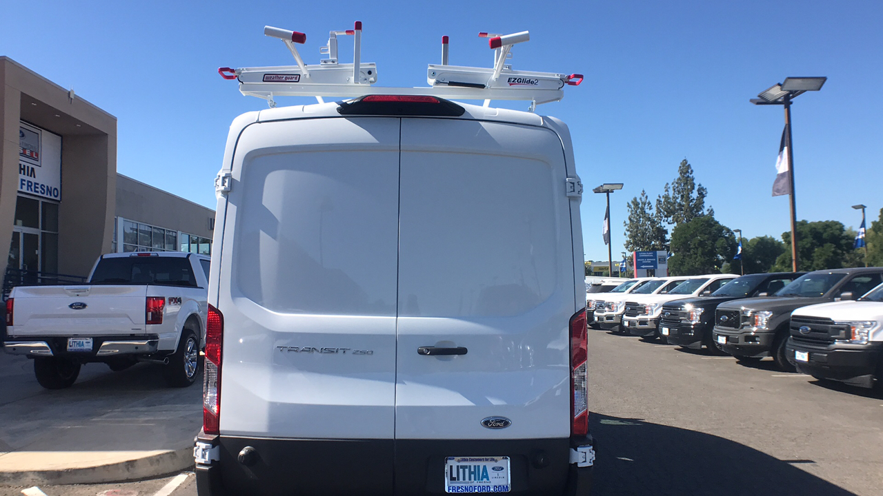 2018 Transit 250 Med Roof 4x2,  Weather Guard Upfitted Cargo Van #JKA71731 - photo 14