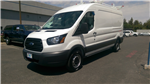 2018 Transit 250 Med Roof, Weather Guard Upfitted Van #JKA71731 - photo 1
