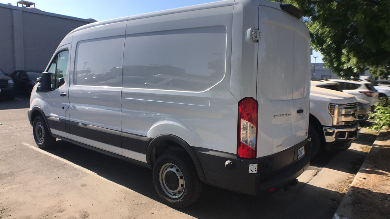 2018 Transit 250 Med Roof, Cargo Van #JKA79369 - photo 2