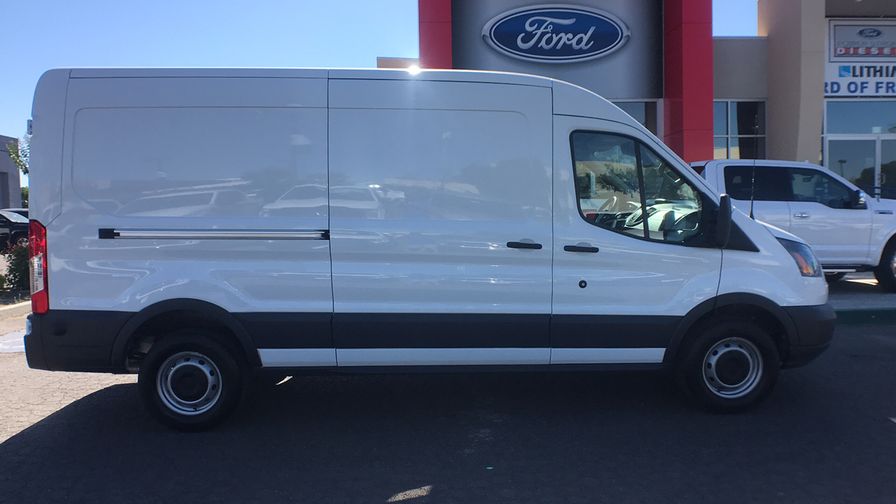 2018 Transit 250 Med Roof 4x2,  Empty Cargo Van #JKA79369 - photo 3