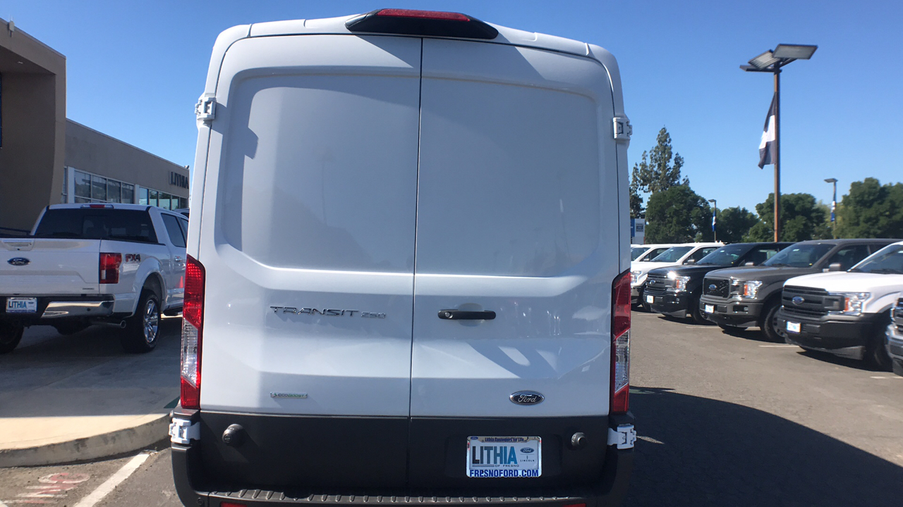 2018 Transit 250 Med Roof 4x2,  Empty Cargo Van #JKA79369 - photo 6