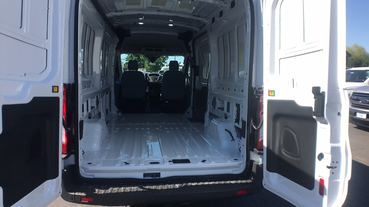 2018 Transit 250 Med Roof 4x2,  Empty Cargo Van #JKA79369 - photo 2