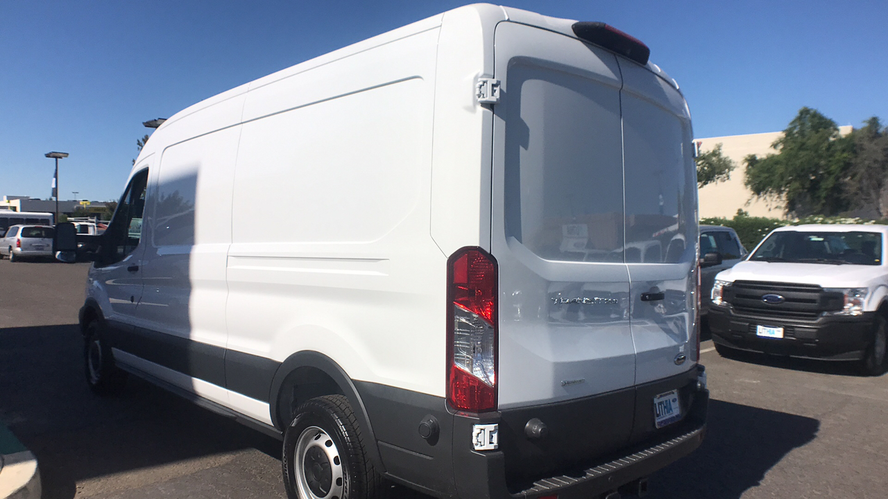 2018 Transit 250 Med Roof 4x2,  Empty Cargo Van #JKA79369 - photo 8
