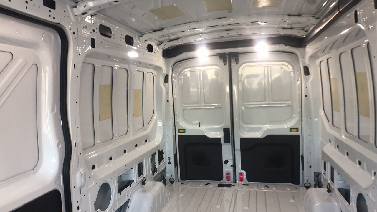 2018 Transit 250 Med Roof 4x2,  Empty Cargo Van #JKA79369 - photo 16
