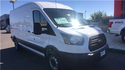 2018 Transit 250 Med Roof 4x2,  Empty Cargo Van #JKA79369 - photo 1