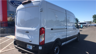 2018 Transit 250 Med Roof 4x2,  Empty Cargo Van #JKA79369 - photo 5