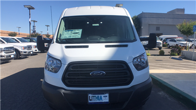 2018 Transit 250 Med Roof 4x2,  Empty Cargo Van #JKA79369 - photo 11