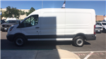 2018 Transit 250 Med Roof 4x2,  Empty Cargo Van #JKA79369 - photo 9